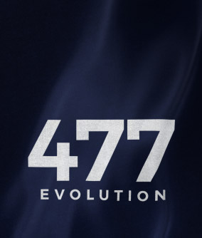 477 Evolution Flag