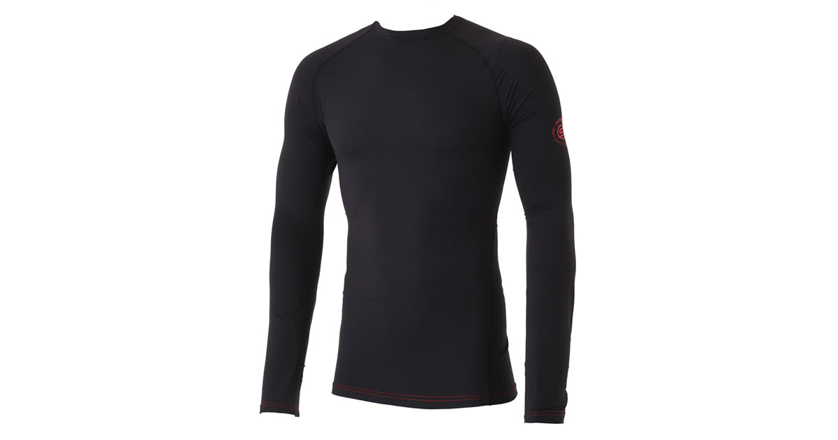 Black Long Sleeve – fall boating