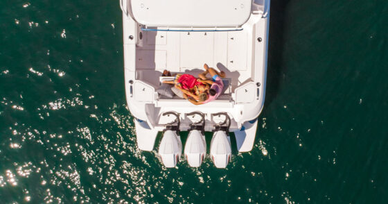 Outboard History - Aerial Boating