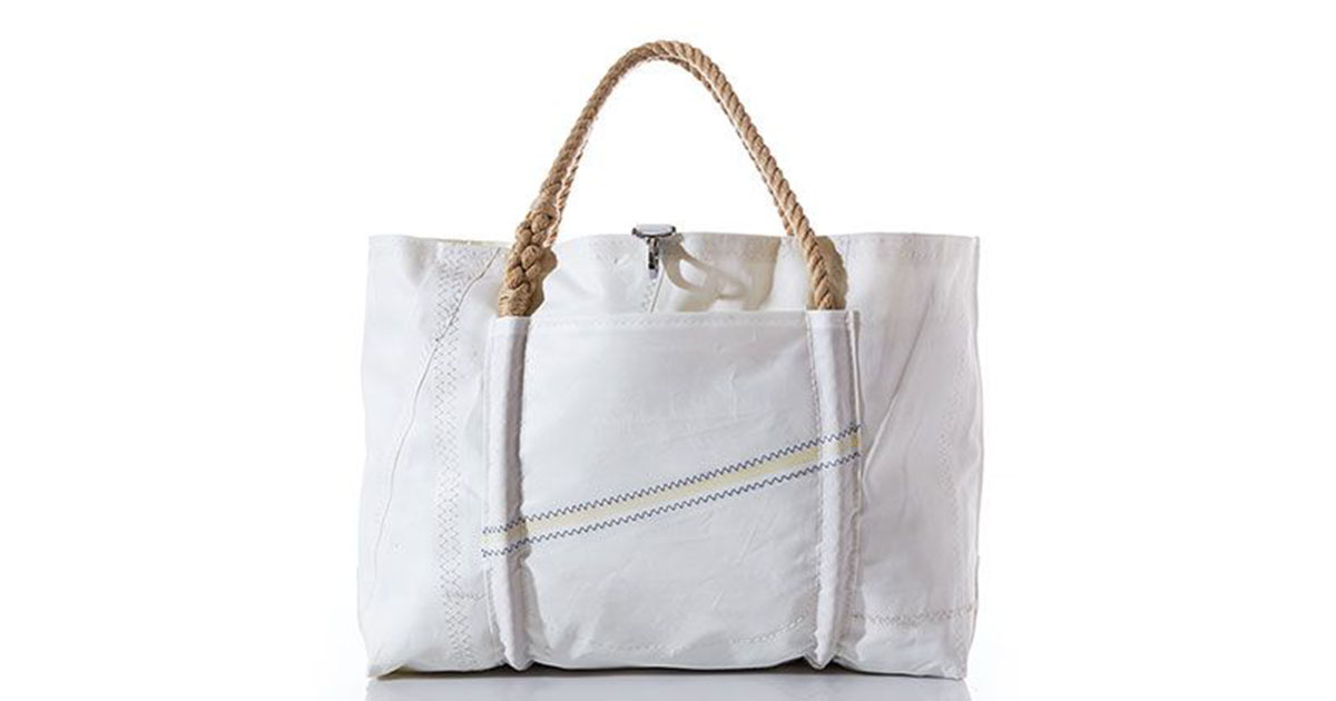 Tote Bag – fall boating