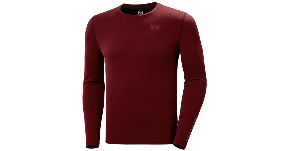 Red Long Sleeve – fall boating